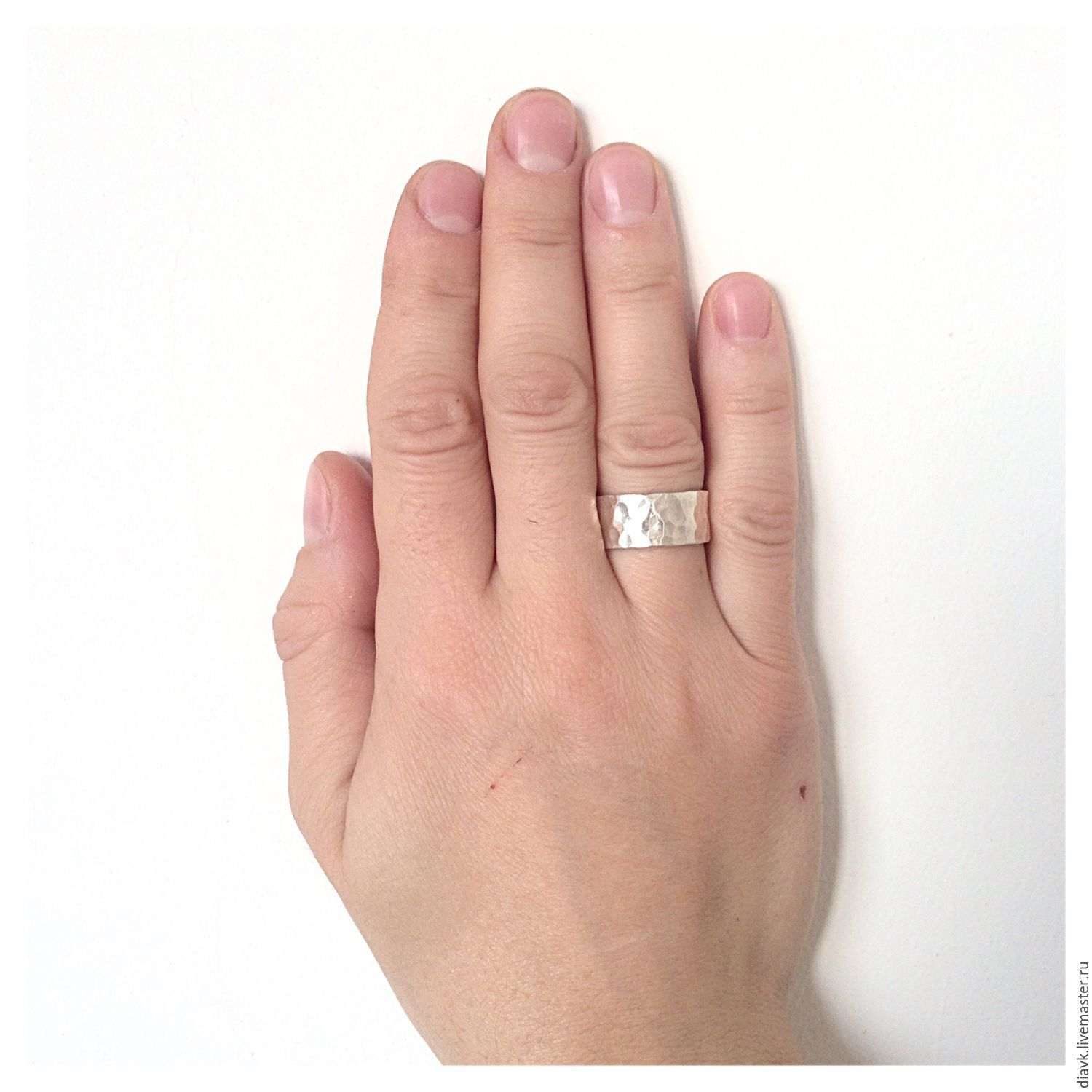 Wedding ring Vows shop online on Livemaster with shipping