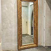 Для дома и интерьера ручной работы. Ярмарка Мастеров - ручная работа Зеркала лофт в грубых мощных рамах. Handmade.