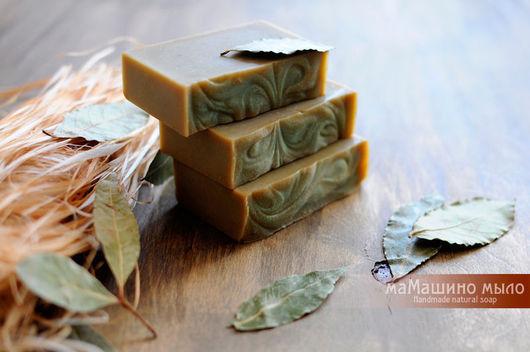 Мыло ручной работы. Ярмарка Мастеров - ручная работа. Купить Натуральное мыло savon d'Alep, алеппское мыло. Handmade.