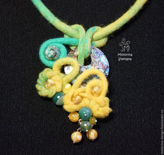 оригинальный подарок, оригинальное украшение, оригинальный сувенир, подарок девушке, подарок женщине, украшения ручной работы, украшение, украшение на шею