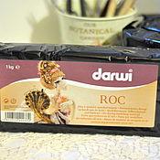 Материалы для творчества ручной работы. Ярмарка Мастеров - ручная работа DARWI ROC (самоотвердевающий пластик). Handmade.