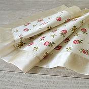 Для дома и интерьера handmade. Livemaster - original item Track on the table water repellent roses Mandarine. Handmade.