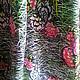 """Шитье ручной работы. Ярмарка Мастеров - ручная работа. Купить Крепдешин """"Мехчагул"""" 2,7 метра. Handmade. Блузка, юбка"""