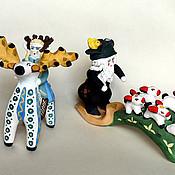 Куклы и игрушки ручной работы. Ярмарка Мастеров - ручная работа Дымка Средиземья. Handmade.