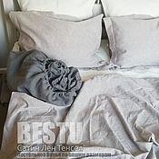 Для дома и интерьера handmade. Livemaster - original item Copy of Copy of Copy of Linen bed linen