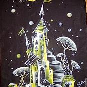"""Для дома и интерьера ручной работы. Ярмарка Мастеров - ручная работа """"Лунный город"""". Handmade."""
