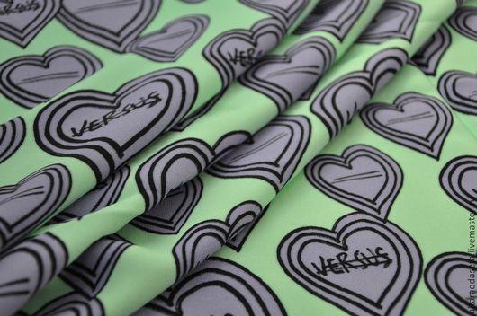 """Шитье ручной работы. Ярмарка Мастеров - ручная работа. Купить Вискозное кади """"Versus"""". Handmade. Ткани для рукоделия, одежда для женщин"""