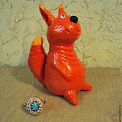 Куклы и игрушки ручной работы. Ярмарка Мастеров - ручная работа Белка. Handmade.