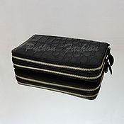 Сумки и аксессуары handmade. Livemaster - original item Wallet crocodile ROYAL. Handmade.
