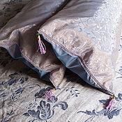 """Для дома и интерьера ручной работы. Ярмарка Мастеров - ручная работа набор подушек с кистями """"Маракеш"""". Handmade."""