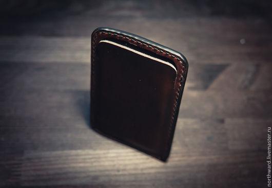 Для телефонов ручной работы. Ярмарка Мастеров - ручная работа. Купить Кожаный чехол для телефона №9. Handmade. Натуральная кожа