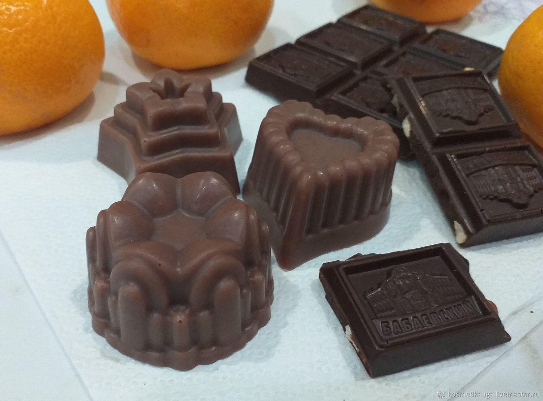Гидрофильная плитка для лица Молочный шоколад, Массажные плитки, Таганрог,  Фото №1