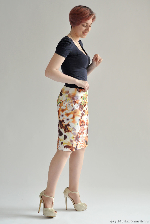 d1d8a2750 Skirt Summer Heat cotton. Skirt Priority (yubkizakaz). Online shopping ...