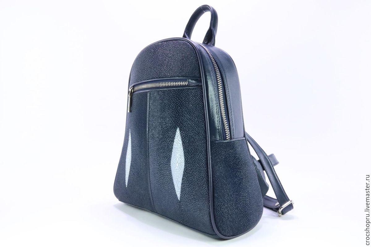 Рюкзак из кожи скат армейские сумки рюкзаки
