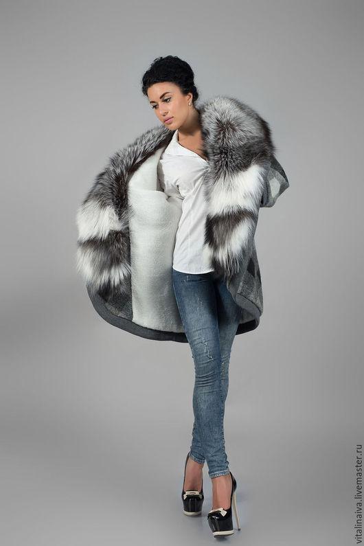 """Верхняя одежда ручной работы. Ярмарка Мастеров - ручная работа. Купить Пальто зимнее """"Варенька"""". Handmade. Пальто, пошив одежды"""