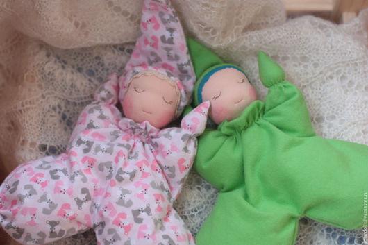 Вальдорфская кукла ручной работы. Кукла-бабочка 26  см. SolarDolls, (Julia Solarrain)