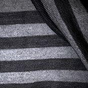 Материалы для творчества handmade. Livemaster - original item 100% linen Fabric is KULIRKA STRIPE. Handmade.