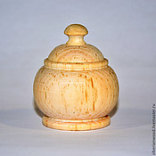 Материалы для творчества handmade. Livemaster - original item Potbelly for painting Cedar wooden blank for painting D3. Handmade.
