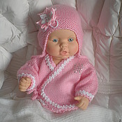 Работы для детей, handmade. Livemaster - original item Kit Pink tenderness. Handmade.