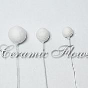 Материалы для творчества handmade. Livemaster - original item The basis for rose, d 10mm, 12mm, 14mm, d16мм, 20 mm. Handmade.