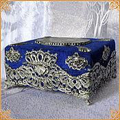 "Для дома и интерьера handmade. Livemaster - original item Box ""Budyarnaya"". Handmade."