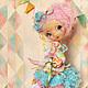 Коллекционные куклы ручной работы. Ярмарка Мастеров - ручная работа. Купить LOLLIPOP принцесса цирка. Handmade. Принцесса, интерьерная кукла