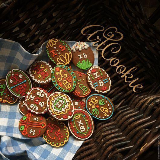 Кулинарные сувениры ручной работы. Ярмарка Мастеров - ручная работа. Купить Пасха. Handmade. Комбинированный, писанка, глазурь