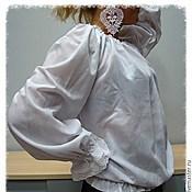 """Одежда ручной работы. Ярмарка Мастеров - ручная работа Блузка """"Нежность"""". Handmade."""