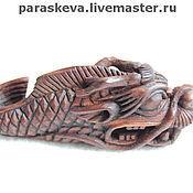 """Фен-шуй и эзотерика ручной работы. Ярмарка Мастеров - ручная работа """"рыба-дракон"""" - 2. Handmade."""