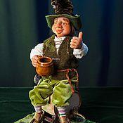 Куклы и игрушки ручной работы. Ярмарка Мастеров - ручная работа Ганс-весельчак. Handmade.