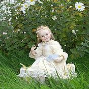 """Куклы и игрушки ручной работы. Ярмарка Мастеров - ручная работа Кукла с портретным сходством """"Даша"""". Handmade."""