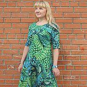 Войлок ручной работы. Ярмарка Мастеров - ручная работа Войлок: Видео МК по созданию нуно-войлочного платья. Handmade.