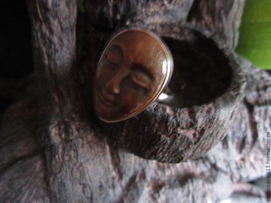 """Кольца ручной работы. Ярмарка Мастеров - ручная работа. Купить Кольцо """"Безмятежность""""-2.. Handmade. Авторское кольцо"""