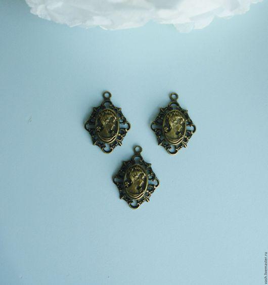 металлическая фурнитура подвеска Камея Стоимость 1 шт. 36 руб.                     5 шт. 150 руб.                    10 шт.  250 руб.