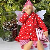 Куклы и игрушки ручной работы. Ярмарка Мастеров - ручная работа Сонный ангел Тильда. Handmade.