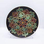 Посуда handmade. Livemaster - original item Decorative plate. Handmade.
