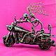 The bike lovers Honda VTX 1800. Model. A TinCity. Online shopping on My Livemaster.  Фото №2