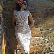 """Одежда ручной работы. Ярмарка Мастеров - ручная работа Платье """"Неуловимая"""". Handmade."""