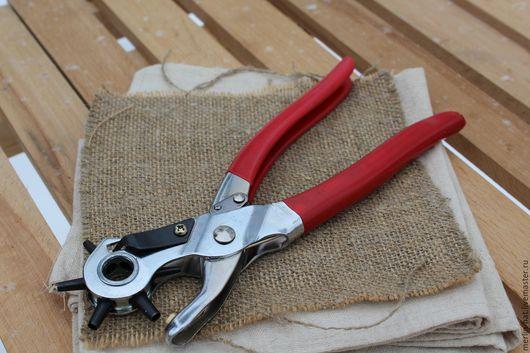 Шитье ручной работы. Ярмарка Мастеров - ручная работа. Купить Дырокол для кожи револьверного типа (6 насадок). Handmade. Шило