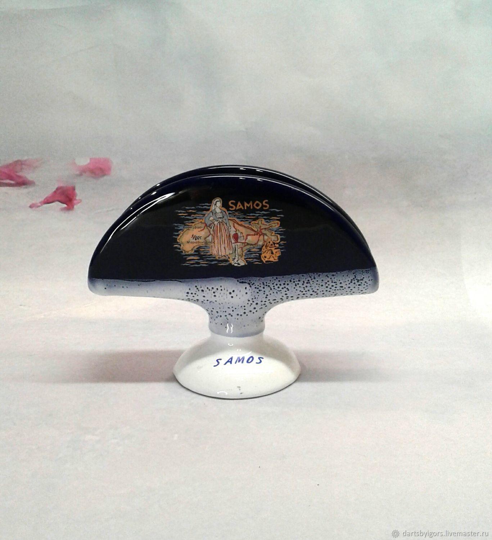 Винтаж: Винтажная подставка для салфеток.Греция, Винтажная кухонная утварь, Рига,  Фото №1