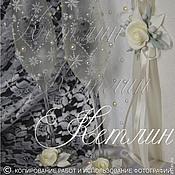 Свадебный салон ручной работы. Ярмарка Мастеров - ручная работа Аксессуары для зимней свадьбы. Handmade.