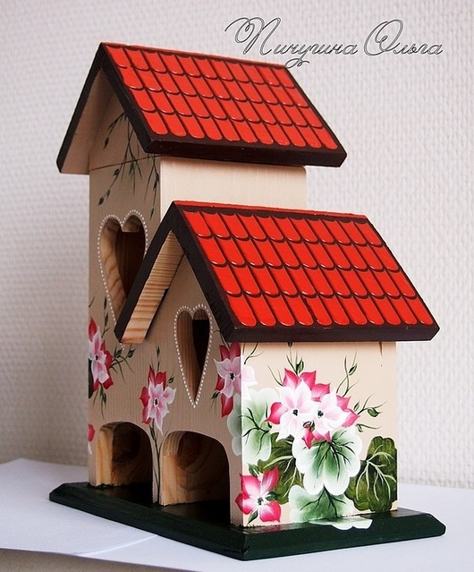 """Кухня ручной работы. Ярмарка Мастеров - ручная работа. Купить Чайный домик """"В моем саду"""". Handmade. Бежевый, тепло"""
