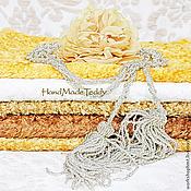 Материалы для творчества ручной работы. Ярмарка Мастеров - ручная работа Вискоза кудрявая. Handmade.