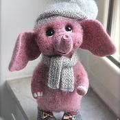Куклы и игрушки ручной работы. Ярмарка Мастеров - ручная работа Слонёнок Фабио. Handmade.