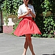 Блузки ручной работы. Заказать Летний комплект юбка и блузка. Ирина ' Ирискино ателье '. Ярмарка Мастеров.