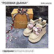 Обувь ручной работы handmade. Livemaster - original item Boots women`s