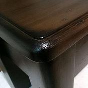 Для дома и интерьера ручной работы. Ярмарка Мастеров - ручная работа Лесенка Скамейка Подставка для ног Мебель из дерева. Handmade.