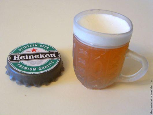 Мыло ручной работы. Ярмарка Мастеров - ручная работа. Купить Мыло ручной работы - Клуб любителей пива. Handmade.
