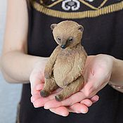 Куклы и игрушки ручной работы. Ярмарка Мастеров - ручная работа Мишка Миша. Handmade.