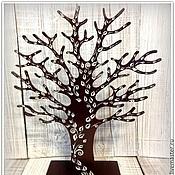 Для дома и интерьера ручной работы. Ярмарка Мастеров - ручная работа Дерево-стойка для украшений. Handmade.